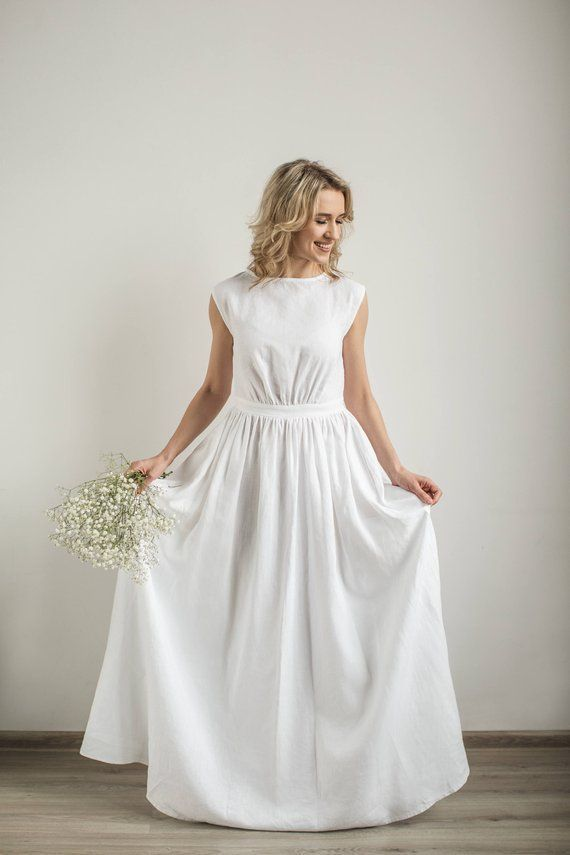 Linen greek wedding dress, linen wedding dress, modest wedding dress, simple wedding dress, christening dress, baptism dress, roman dress #greekweddingdresses Linen greek wedding dress, linen wedding dress, modest wedding dress, simple wedding dress, christening dress, baptism dress, roman dress ,  #dress #greek #linen #wedding #greekweddingdresses Linen greek wedding dress, linen wedding dress, modest wedding dress, simple wedding dress, christening dress, baptism dress, roman dress #greekweddi #greekweddingdresses