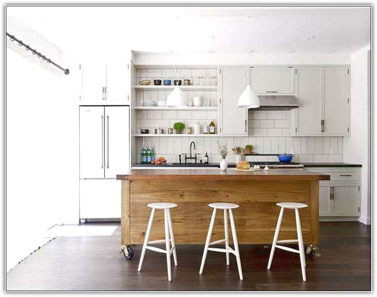 Kitchen Island Cart Microwave Carts Moveable Kitchen Island With A Lot Prep  Space And Storage
