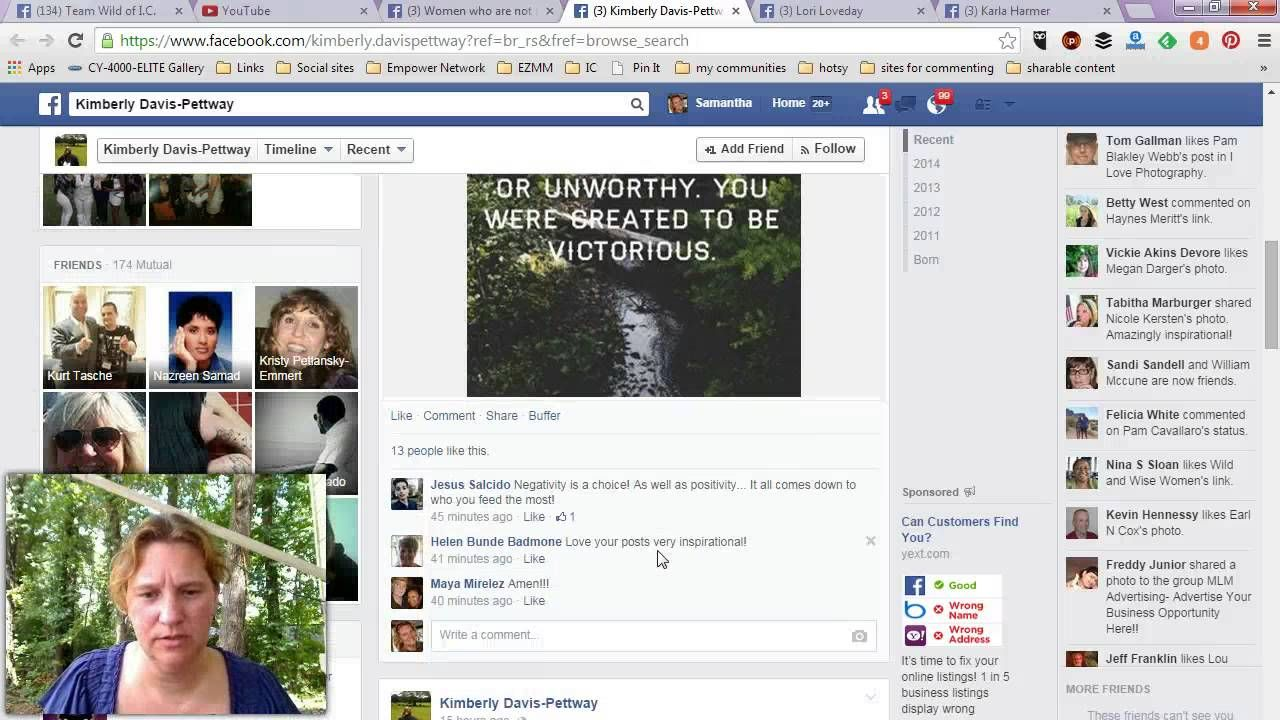 How to use facebook graph search to find people.  http://loveyour.onlineprofitplan.info