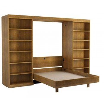 murphy bed holz bett bett mit schreibtisch und smart. Black Bedroom Furniture Sets. Home Design Ideas