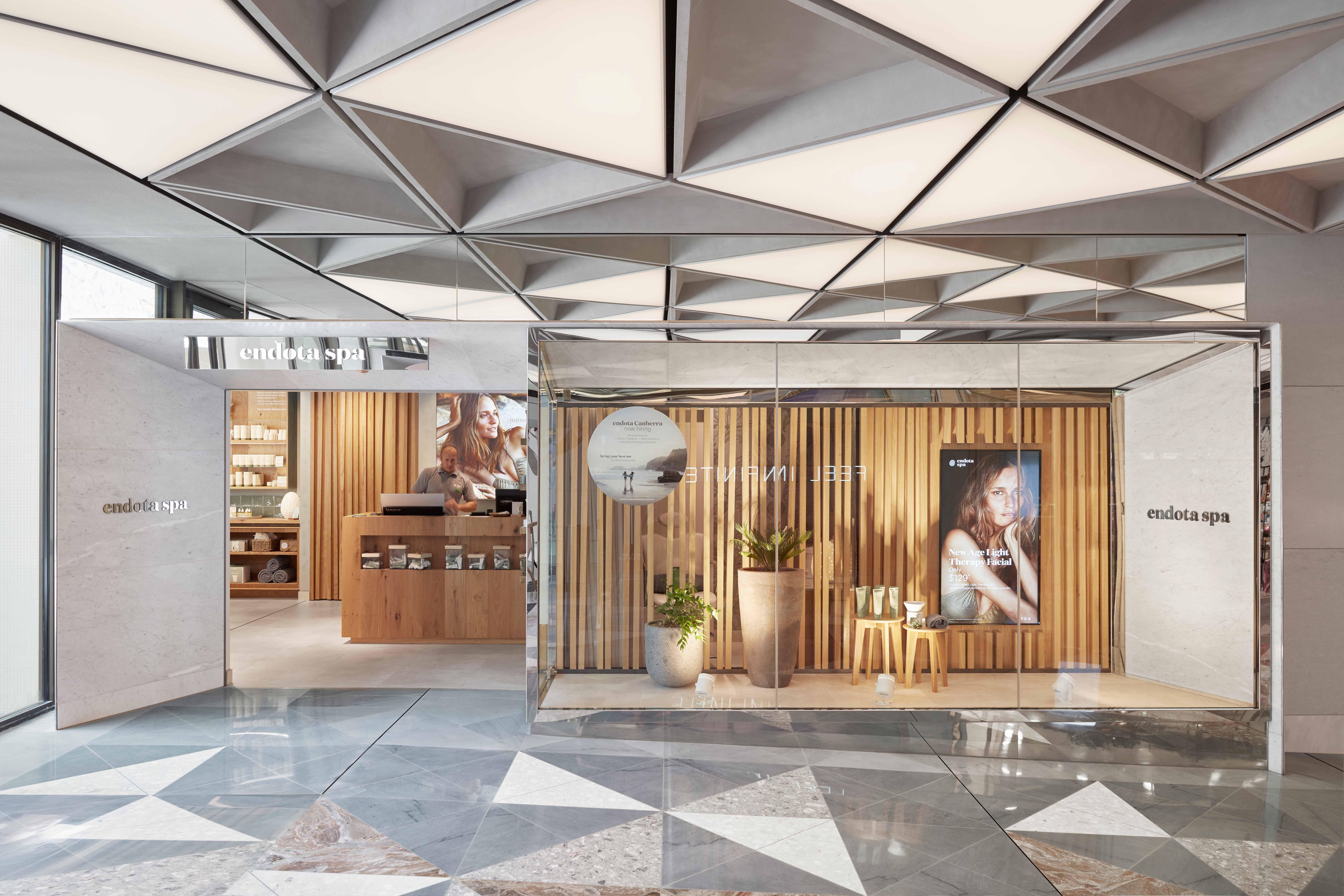 Ainslie Mall Monaro Mall Ceiling Design Shop Interior Design