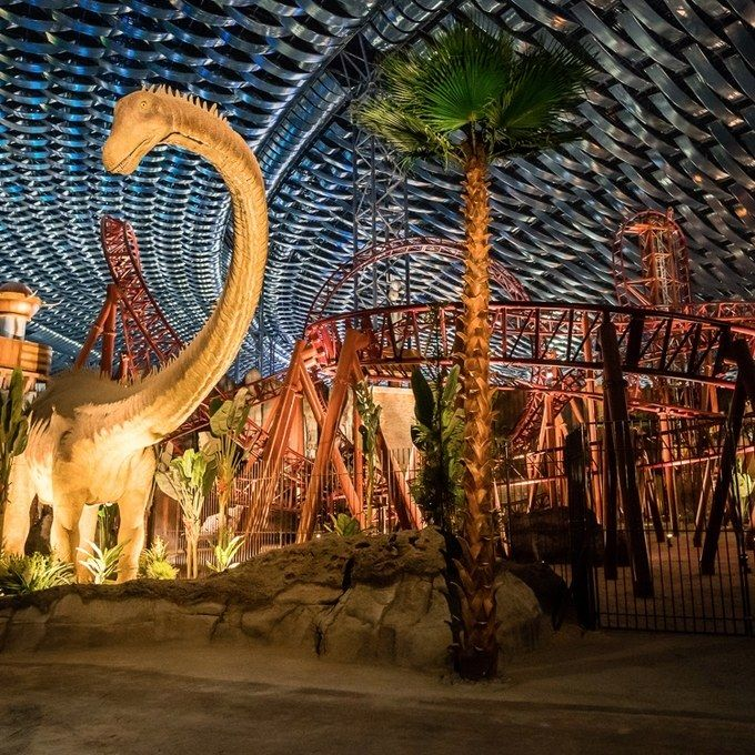 Dubai Opens the World's Largest Indoor Theme Park in 2020