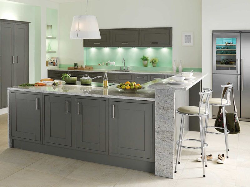 Check out these pictures for 20 kitchen island seating ideas. You ...