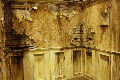Nevermore Productions shop Pinterest Haunted houses - halloween haunted house ideas