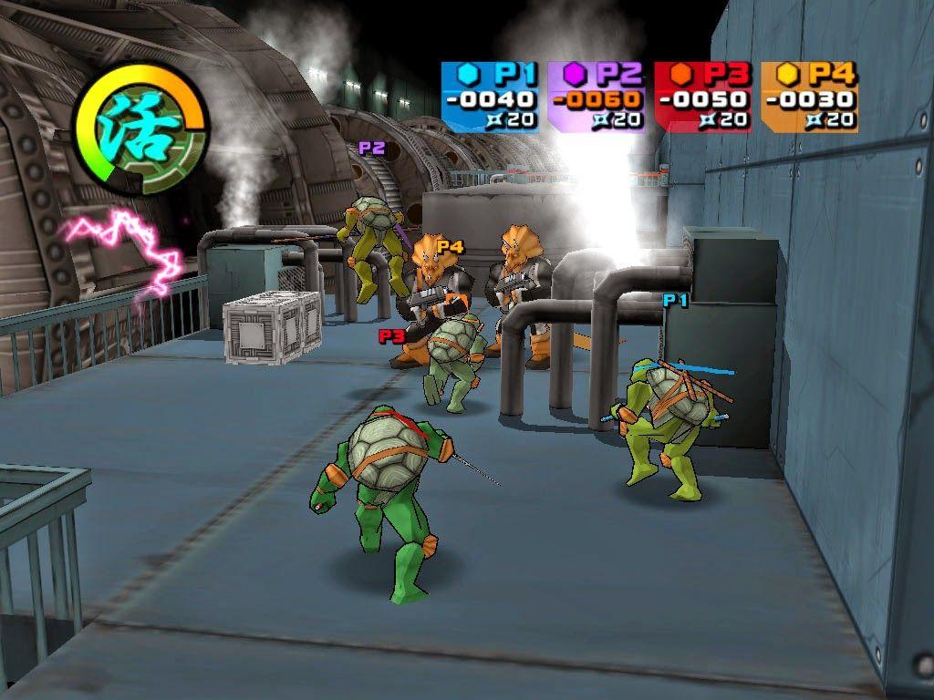 Игры черепашки ниндзя 2003 битва нексус фильм уилла смита я легенда