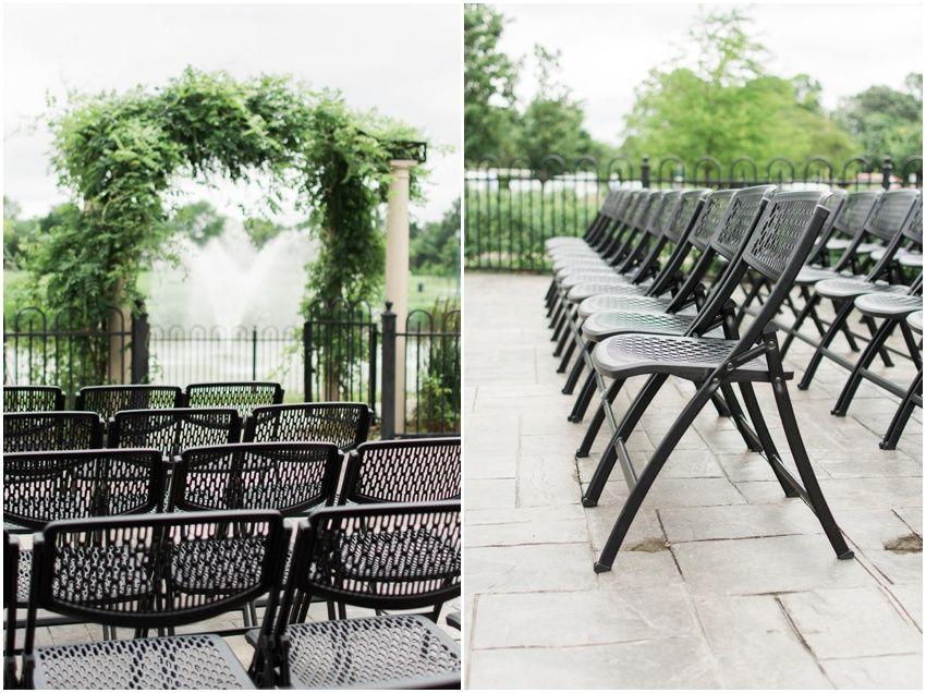 The Amelito Mirolo Barn wedding venue // Columbus Ohio