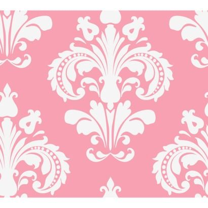 Devine Color Chantilly Wallpaper Blossom peel and stick