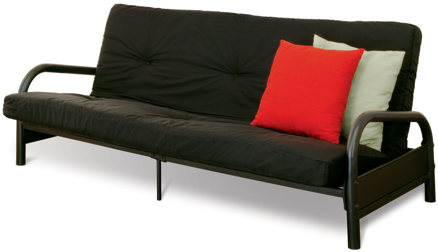 Black futon- For the office