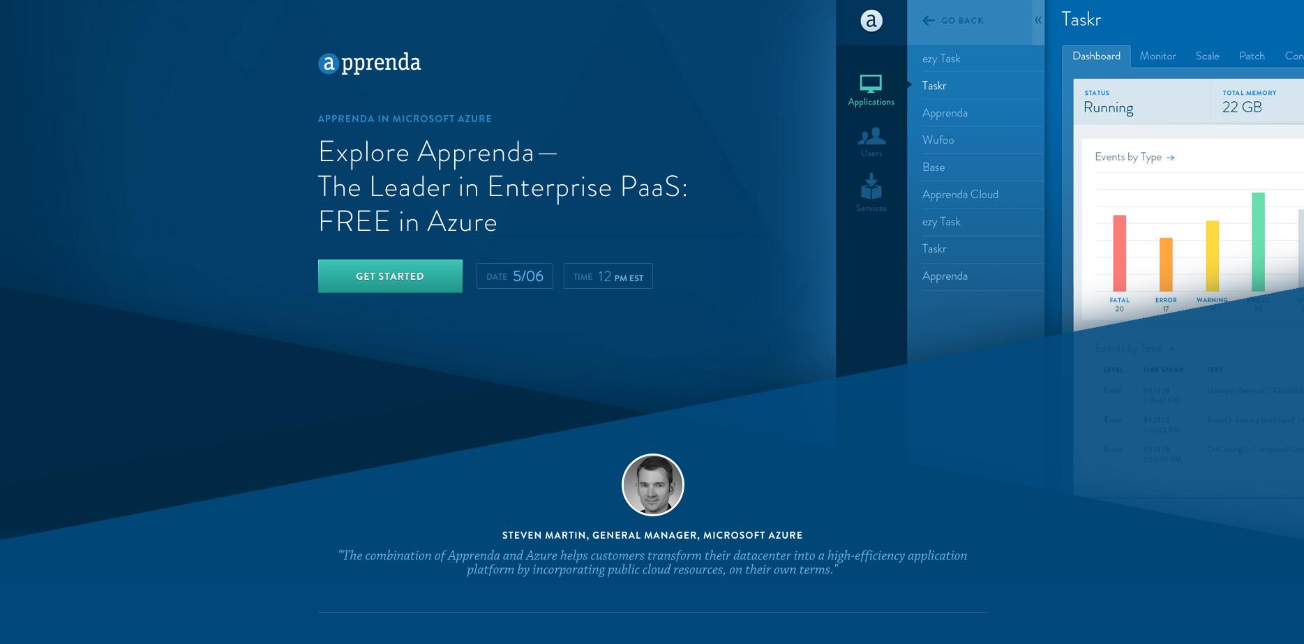 Apprenda in Microsoft Azure Apprenda Digital