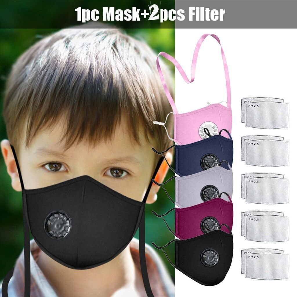 Sport Kids Mascarillas Tela Face Masks Washable for Kids