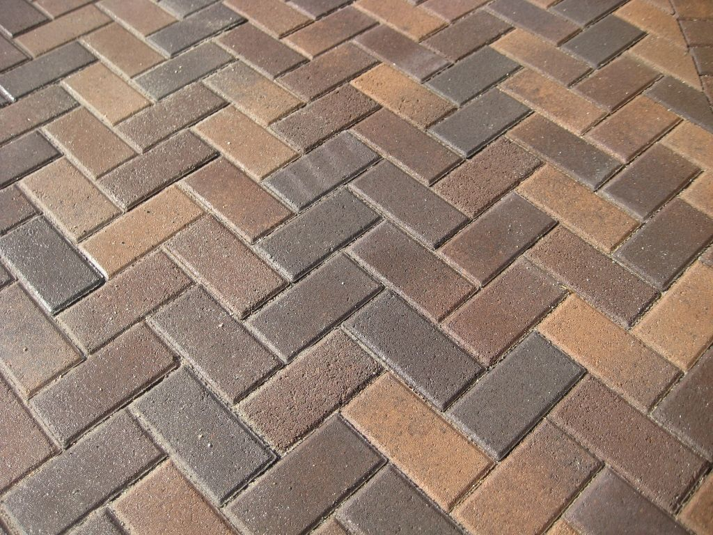 paver driveway patio sidewalks belgard catalina new home