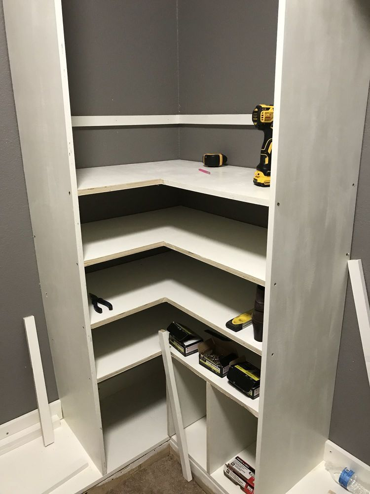 Diy Build Closet Organizer