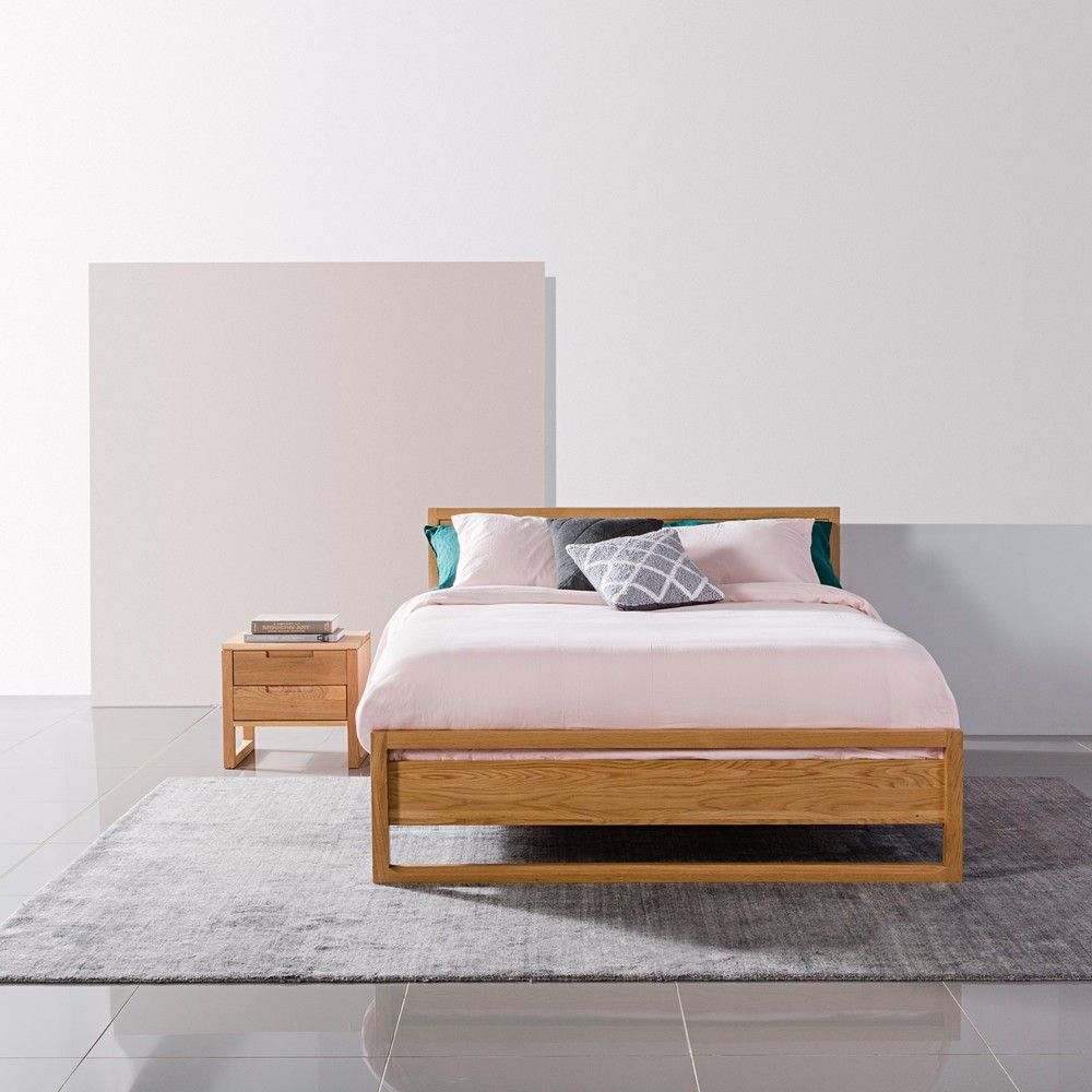 Pre Order And Save 20 On The Bruno King Size Bed Frame Solid