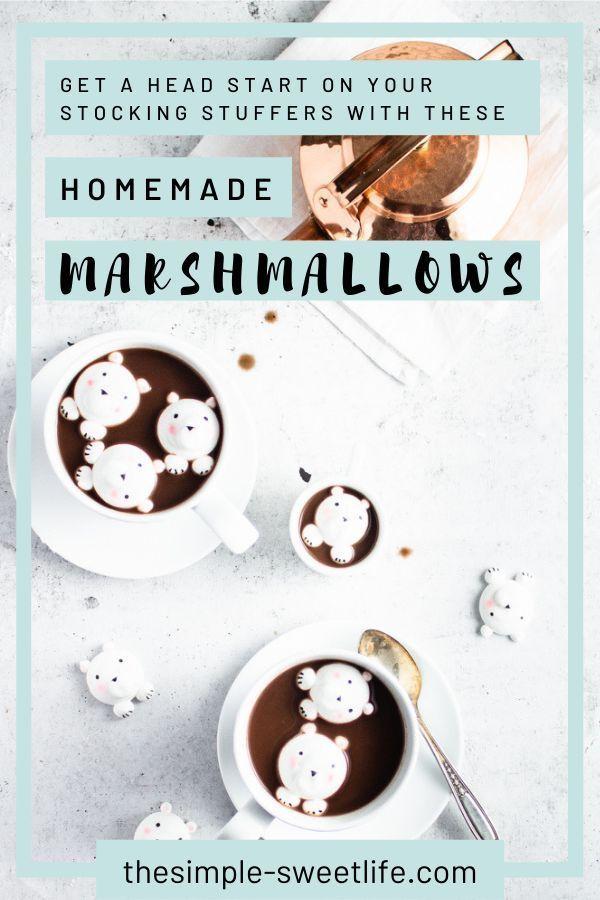 Polar Bear Marshmallow Recipe