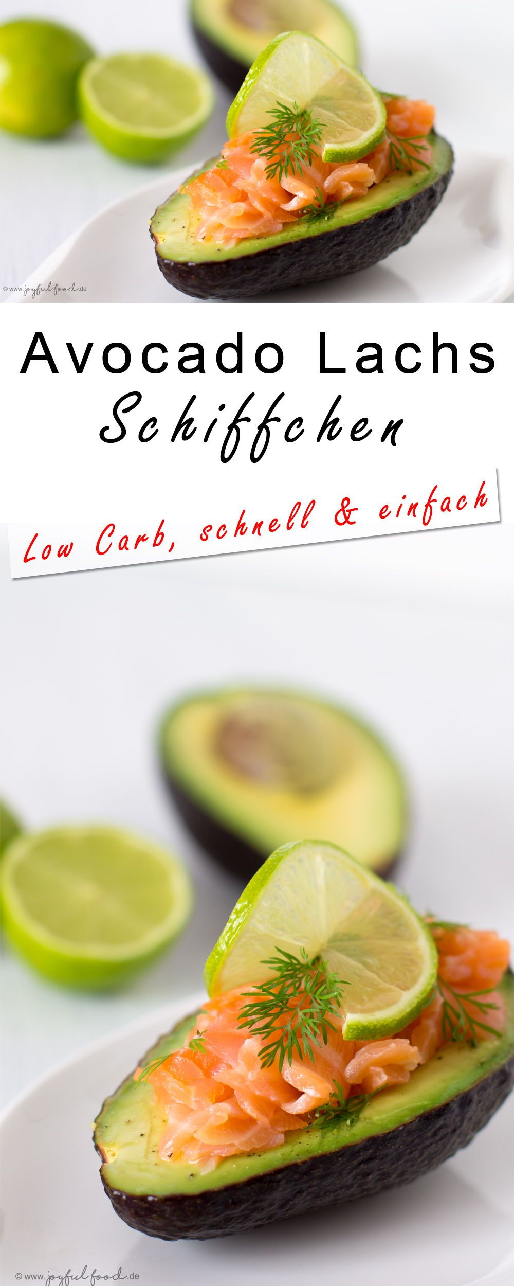 Avocado Lachs Schiffchen | Rezept | Sommerküche, Schnelle rezepte ...