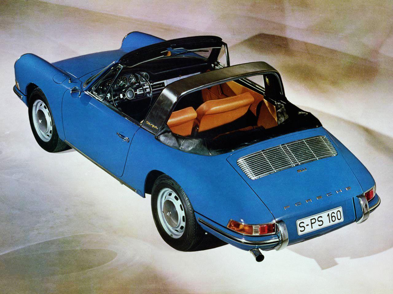 1966 Targa Cdubs Porsches Porsche 911 Targa Porsche