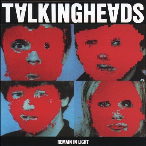 Remain In Light 180g Vinyl Lp Vinyl Best Buy Remain In Light Album Covers Album Cover Art