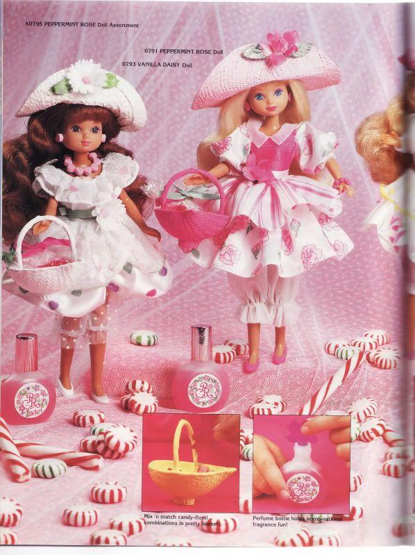 Lady Lovely Locks fashions ABITO PER IL TE 5147