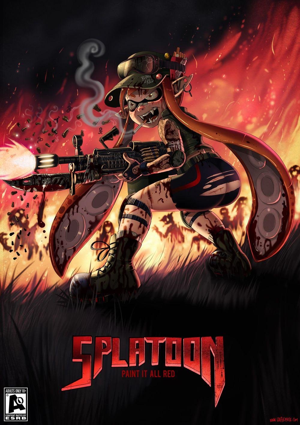 splatoon Splatoon, Games for kids, Splatoon tumblr