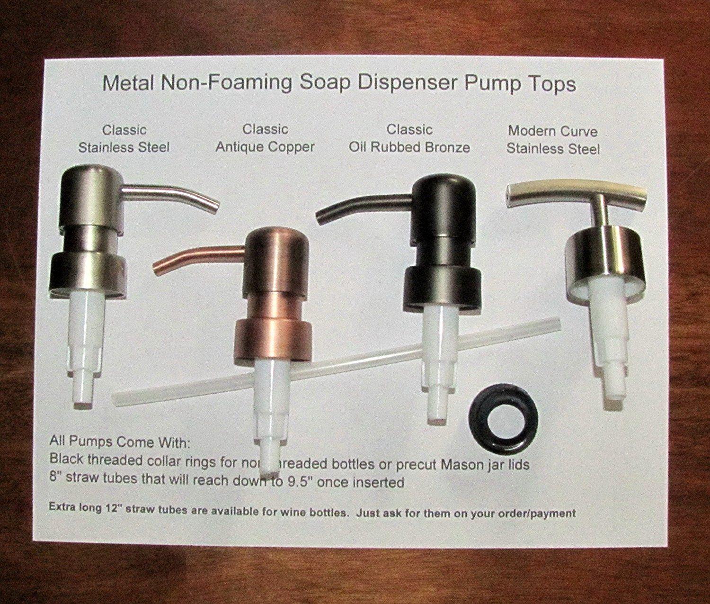 Amazon Com Wholesale Soap Dispenser Pumps 25 Pack Oil Rubbed