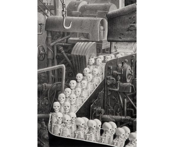 ACE GALLERY | Laurie Lipton