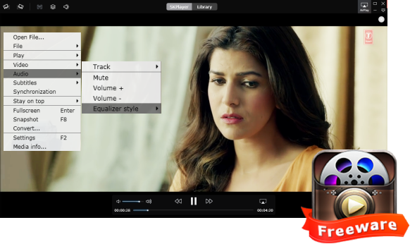 English to Hindi video player free - 5KPlayer | YouTube | Video