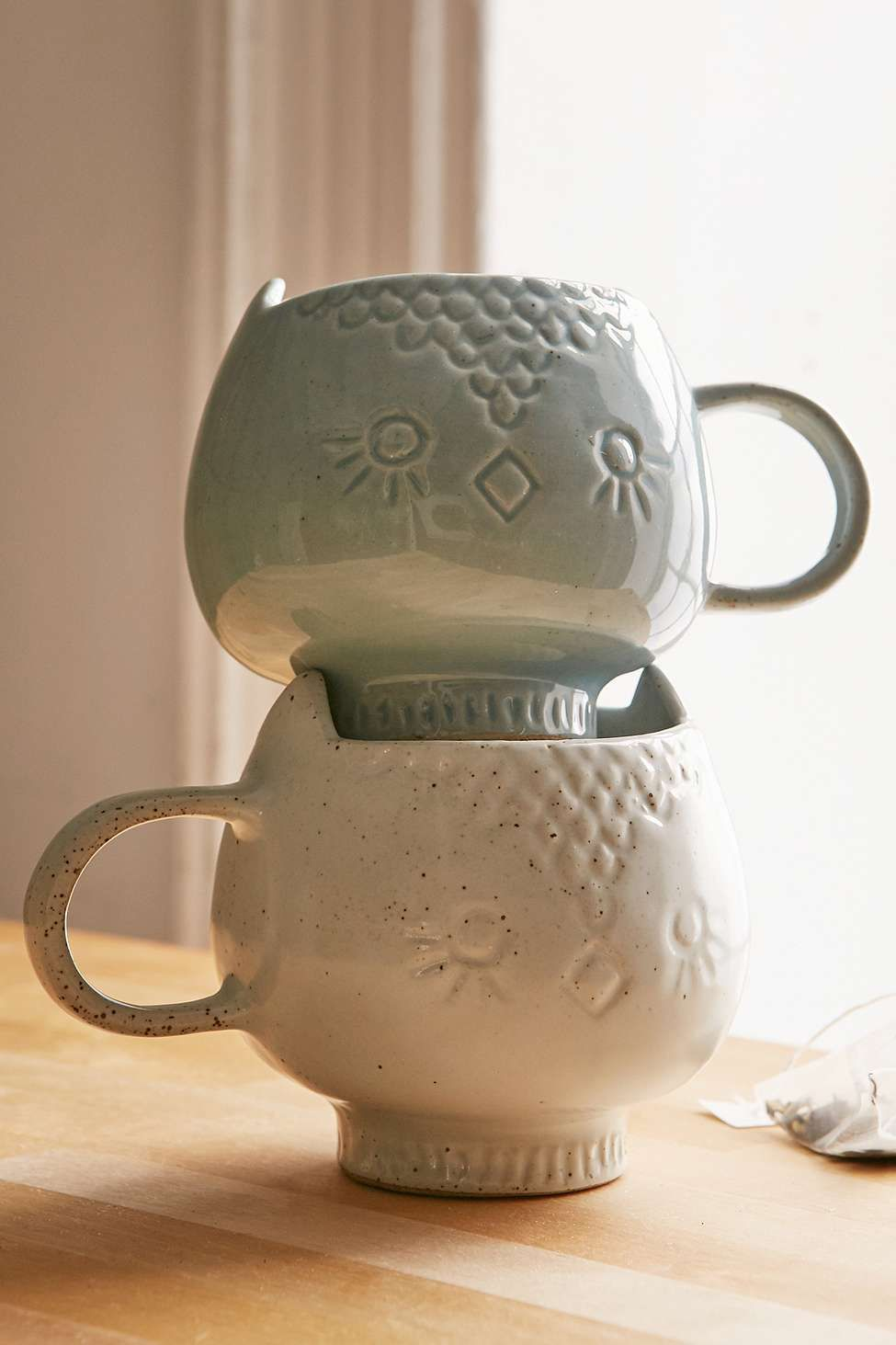 Ceramic owl mug owl mug ceramic owl mugs