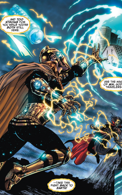 Doctor Fate Kent V Nelson Screenshots Images And