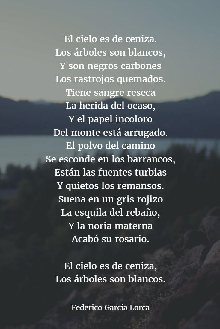 Poemas De Federico Garcia Lorca 12 Federico Garcia Lorca