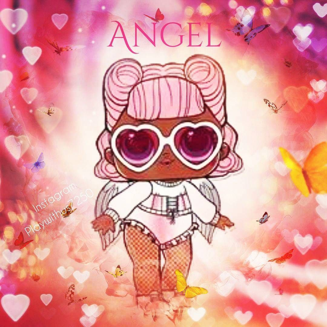 Who thinks Angel is one of the cutest lol dolls? Angel