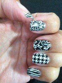 Jamberry nails=fun designs