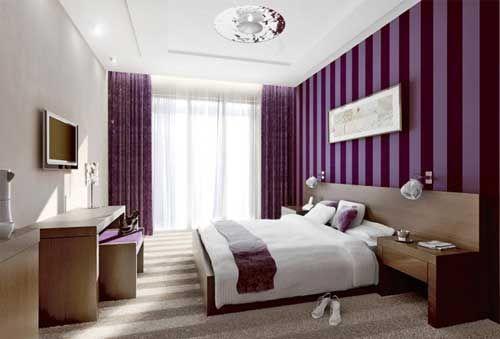 24 Purple Bedroom Ideas   Purple bedrooms, Purple accents and Bedrooms