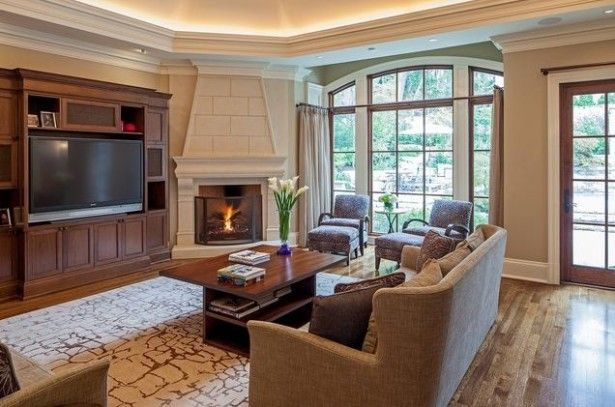 Living Room Beautiful Corner Fireplace Design Ideas With Elegant Mantel Fireplace Mantel Desig Corner Fireplace Living Room Livingroom Layout Fireplace Design