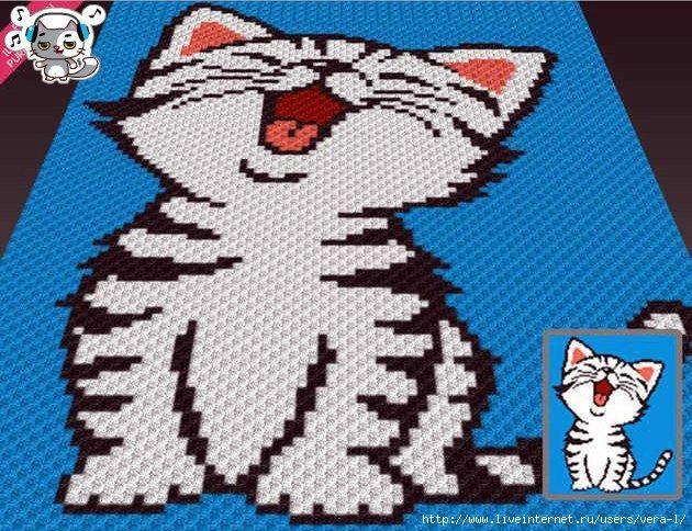 WJi-E89h8s4 (630x484, 263Kb)   плед   Pinterest   Babysachen ...