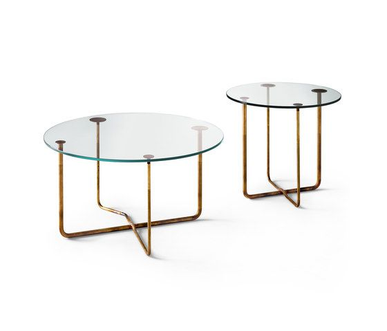 Contemporary Cappuccino Connect It Computer: Side Tables