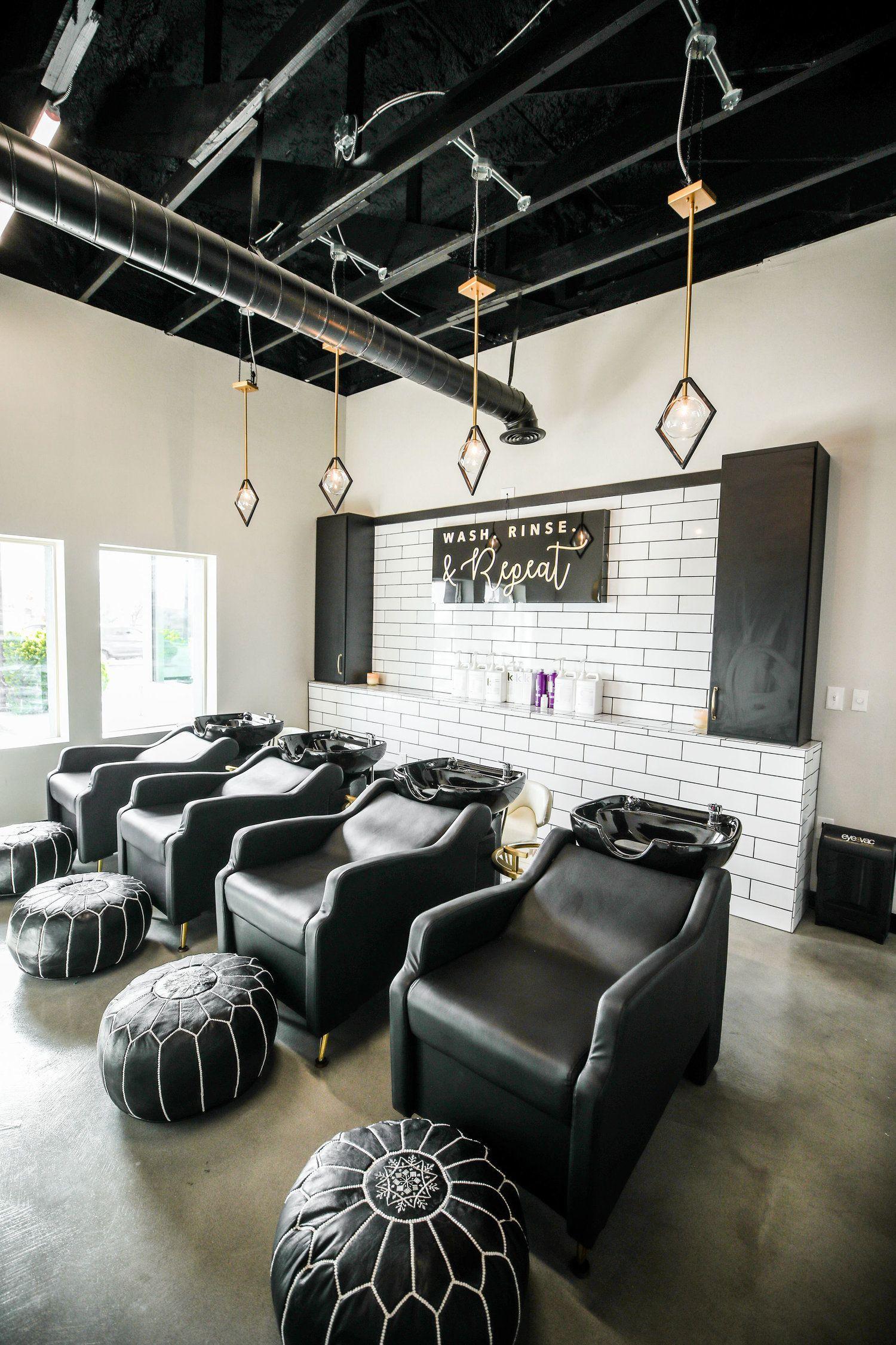 Hairdresser Salon Interior Design Hair Salon Interior Design Pictures Small Beauty Salon Interi In 2020 Hair Salon Interior Salon Interior Design Salon Suites Decor