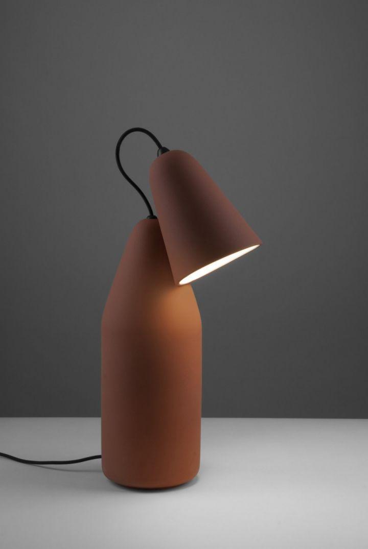 terracotta lamps / tomáš král | blog, lamps and design, Mobel ideea