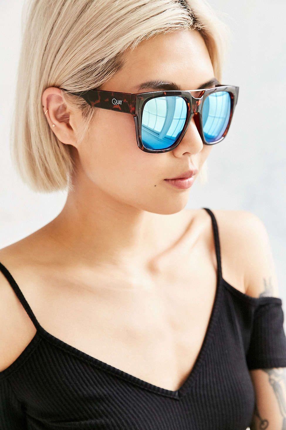 34cd94f88e Quay X Chrisspy Mila Sunglasses