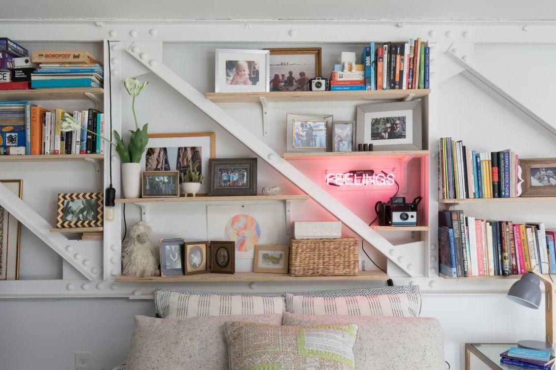 8 Clever Diy Shelves That Ll Maximize Your Storage Space Shelves Diy Shelves Home Decor