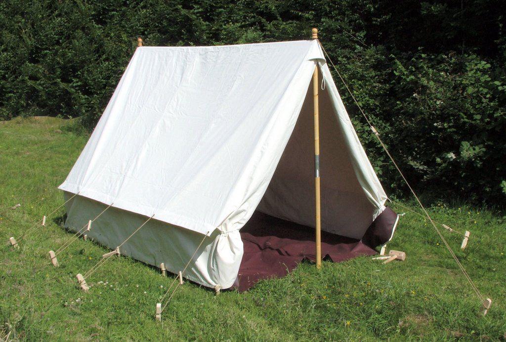 Photo of Ridge tent at Albion Canvas Workshop & tent - ????????? Google | Tent | Pinterest | Tents