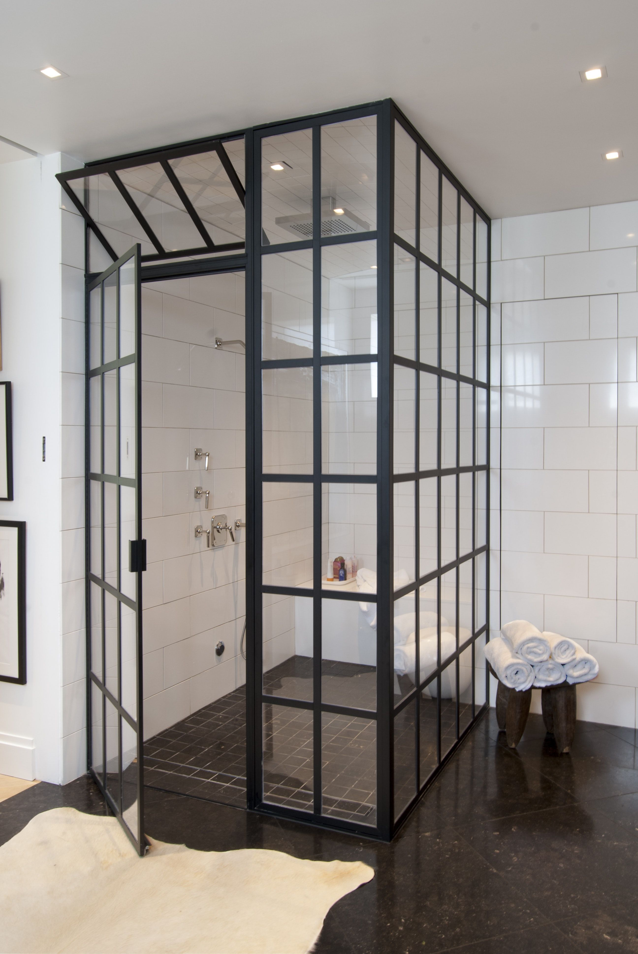 These showers are the next big thing for the bathroom wet rooms
