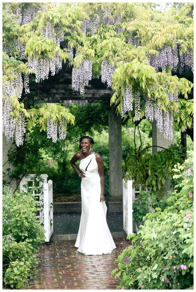 Brooklyn Botanic Garden Stylish Hip Weddings