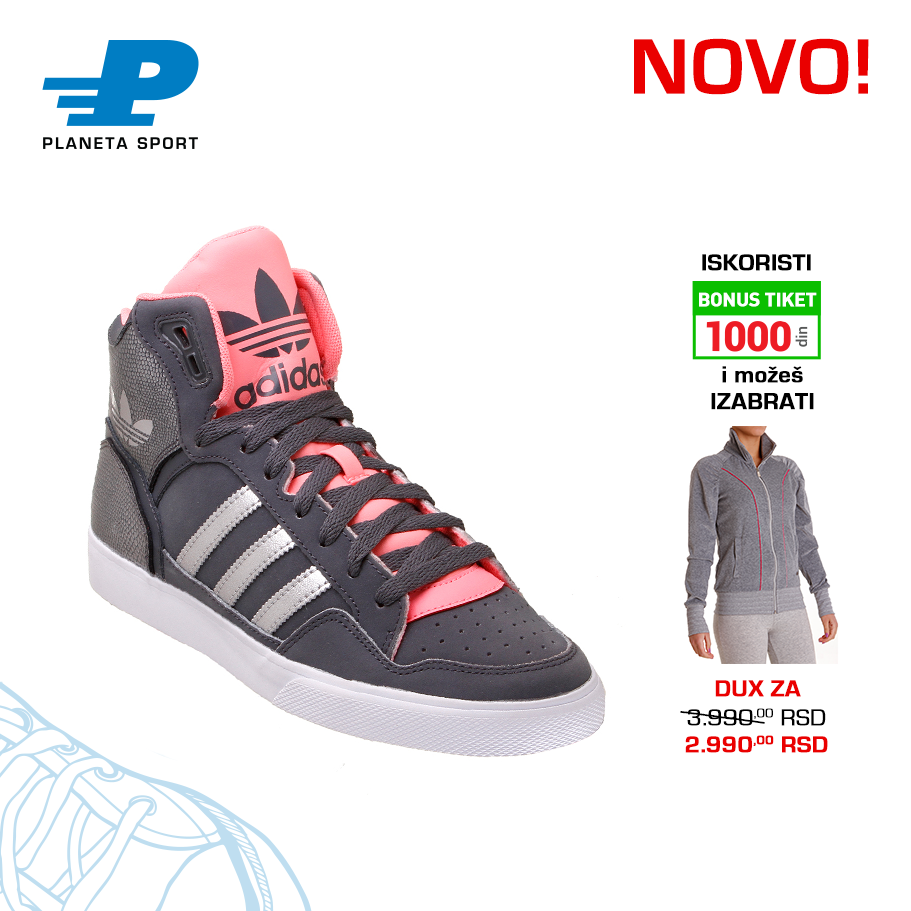 PATIKE EXTABALL W M19461 Adidas sneakers, Adidas