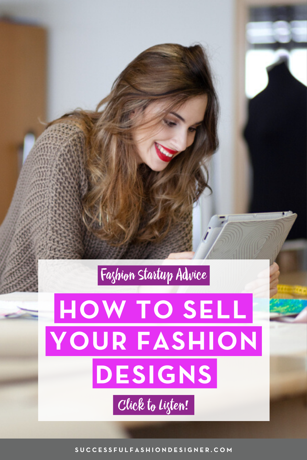 Fashion Startup Interview Designing Manufacturing And Selling Your Own Designs In 2020 Startup Fashion Career In Fashion Designing Startup Design