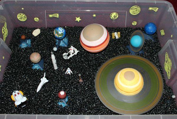 Астрономия для детей дошкольного возраста | Сенсорные ...