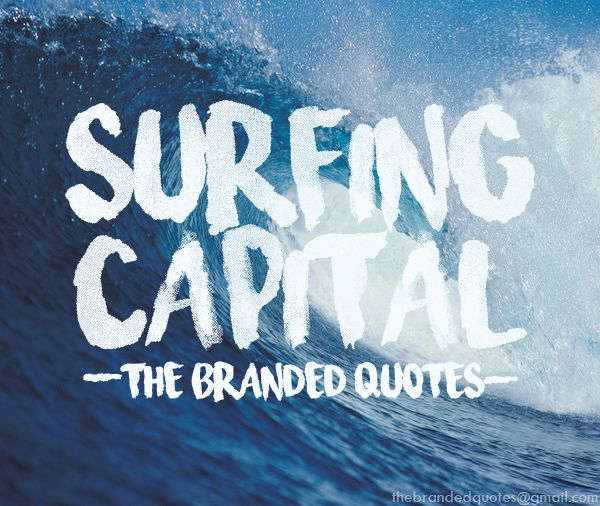 Surfing Capital Font Dafont Com I M In Love With This