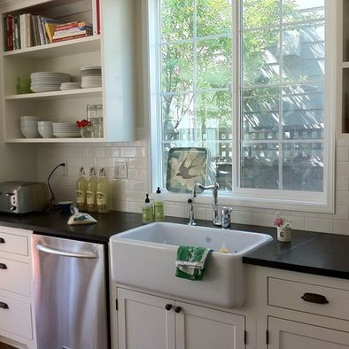 rohl s shaw apron front sink raised