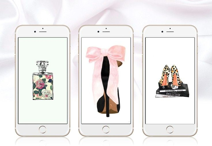 50+ Very Stylish IPhone Wallpapers For Fashionistas