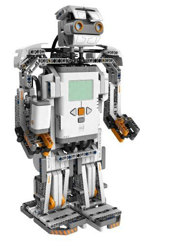 LEGO Mindstorms, hugely advanced robotics for children, truly inspirational