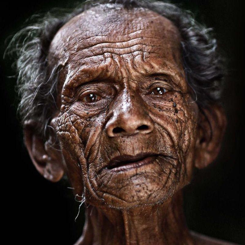 Реалистичная старения фото